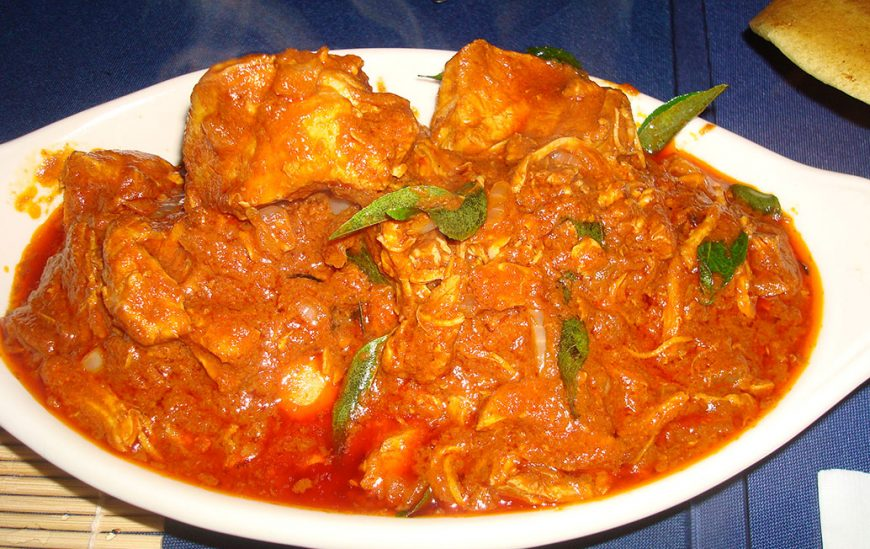 curried chicken for take out